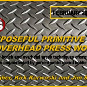 Purposeful Primitive Workshop