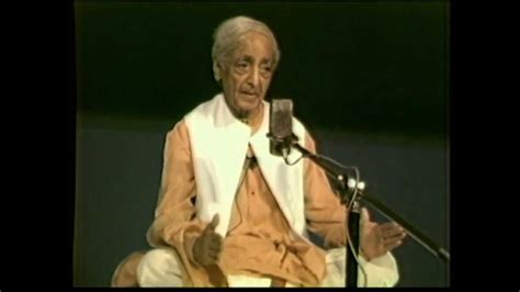 jiddu krishnamurti teachings